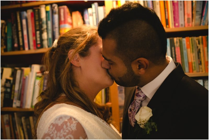 Intimate Gretna Green Wedding | Aoibhlinn and Hisham