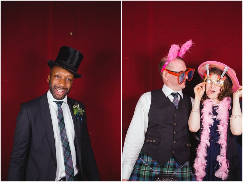 Prestonfield House Wedding | Rowan and Simon