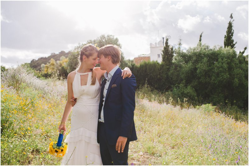 Spanish Cortijo Wedding | Laura and Nick