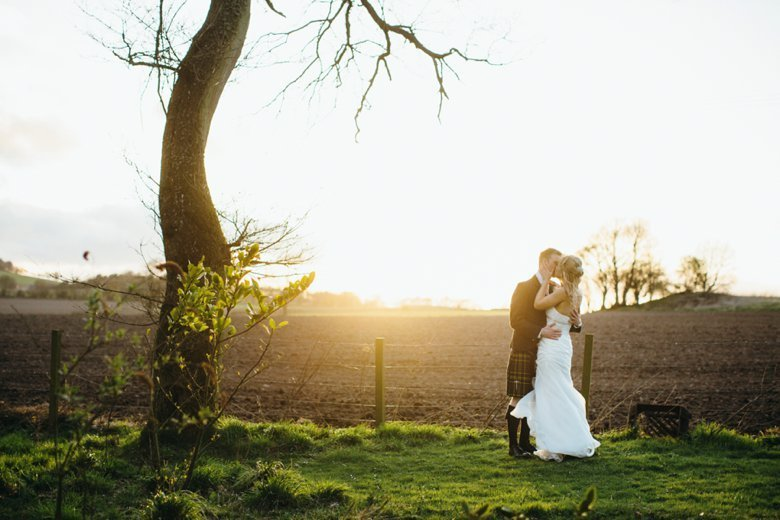 Craigsanquhar House Wedding | Izzy and Neil