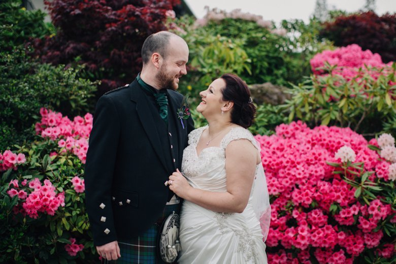 Creiff Hydro Wedding | Jenny and Donnie