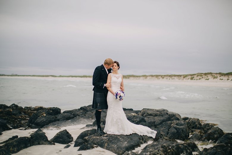 Isle of Tiree Wedding | Kathleen and Chay