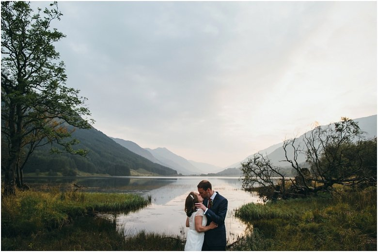 Monachyle Mhor Wedding | Liam and Di