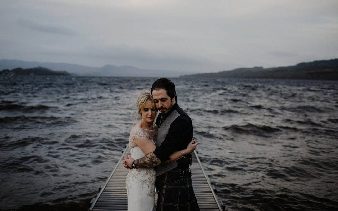 Loch Lomond Wedding | Laura and Chris