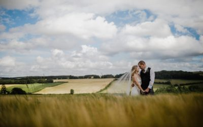 Summer Garden Party Wedding | Alex and Neil