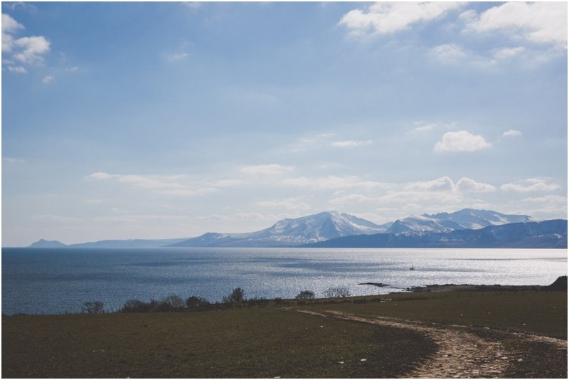 Isle of Bute Engagement | Emma and Ben