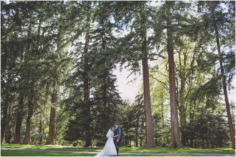 Tipi Wedding at Ballathie House & Murthly Chapel | Becca and Zander