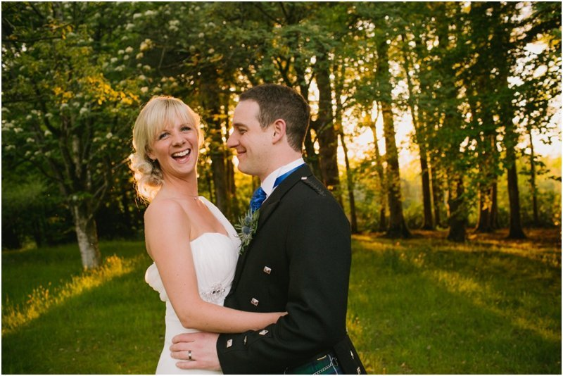 Threave Gardens Wedding | Katie and James