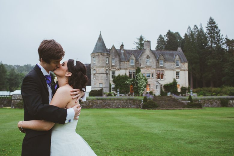 Duntreath Castle Wedding | Alix and Matthew