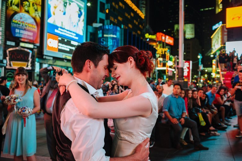 New York City Wedding | Sarah and Ewan