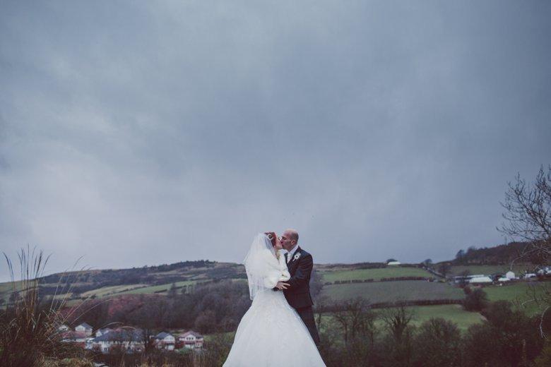Glasgow Winter Wedding | Rhona and Will