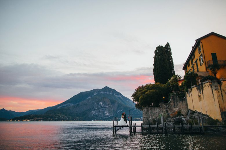 Varenna & Bellagio Lake Como, Italy |Gemma and Cliff
