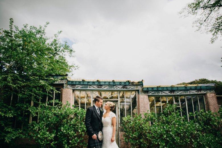 Roman Camp Wedding | Gillian and Matthew