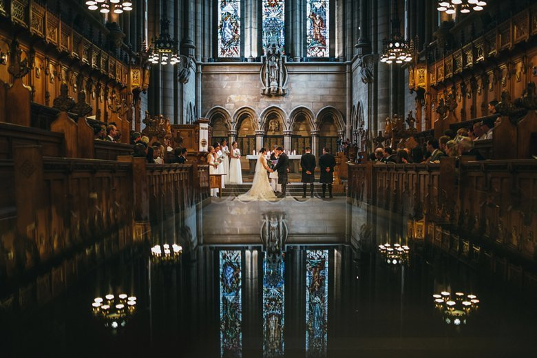 Glasgow University Family Focused Wedding | Fiona and Stephen