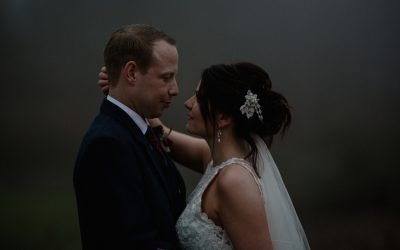 Winter Wedding in Fife – Jennifer and Adam