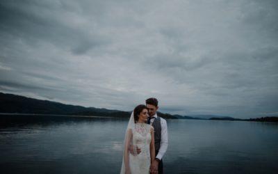 Loch Lomond Wedding – Ashley and Rory