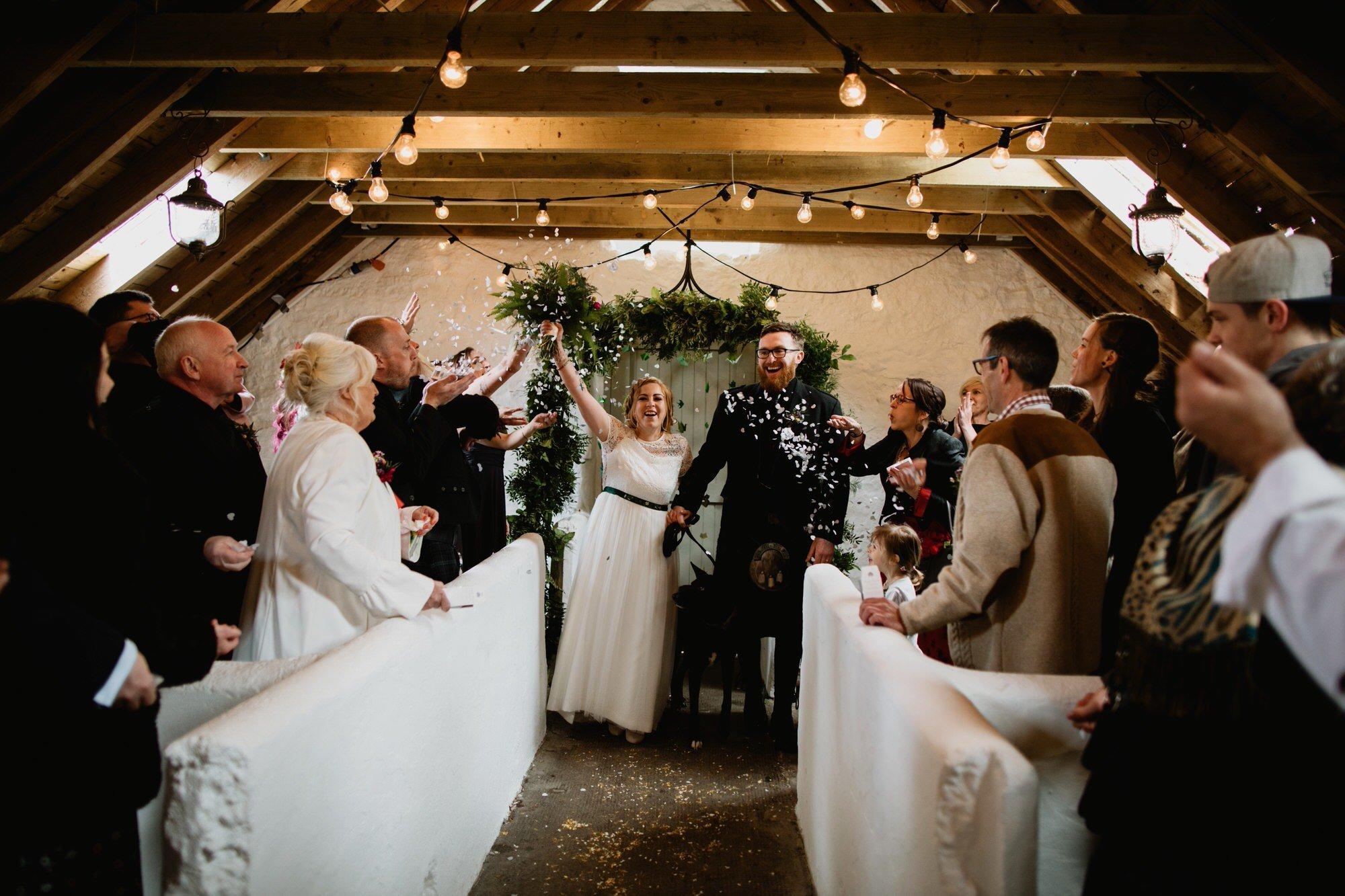 027 TIN SHED KNOCKRAICH WEDDING AUSTRIAN SCOTTISH ZOE ALEXANDRA PHOTOGRAPHY