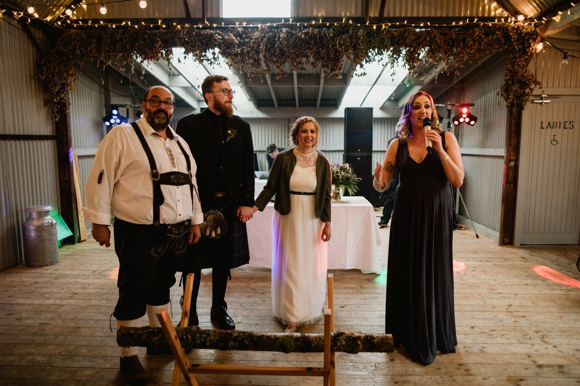 053 TIN SHED KNOCKRAICH WEDDING AUSTRIAN SCOTTISH ZOE ALEXANDRA PHOTOGRAPHY