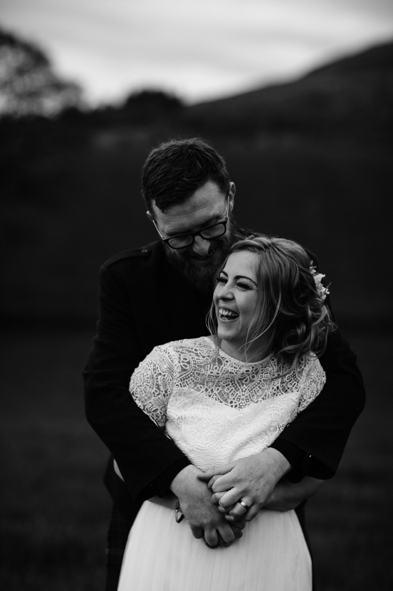 068 TIN SHED KNOCKRAICH WEDDING AUSTRIAN SCOTTISH ZOE ALEXANDRA PHOTOGRAPHY