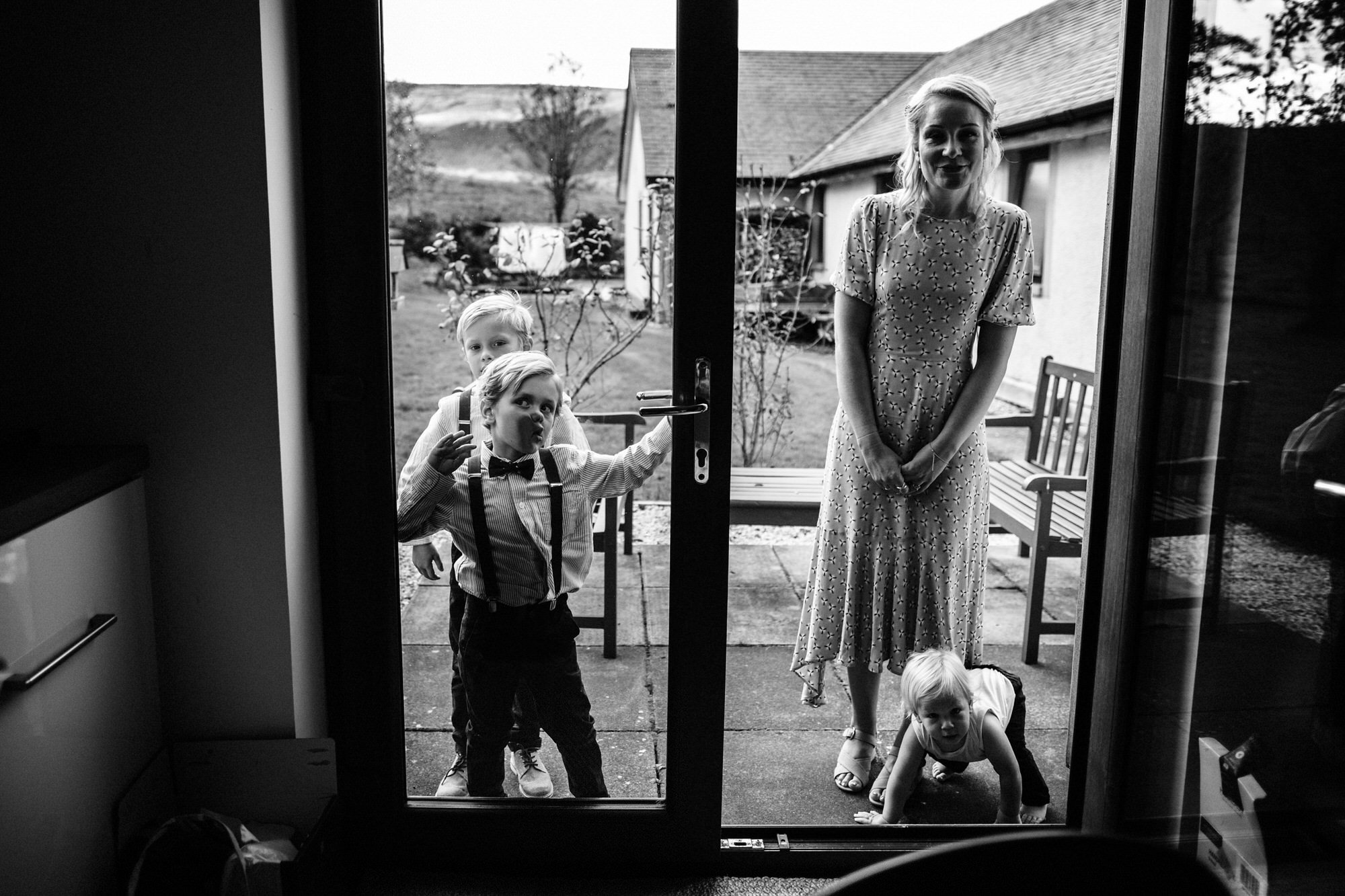 010 TIN SHED KNOCKRAICH WEDDING AUTUMN ZOE ALEXANDRA PHOTOGRAPHY