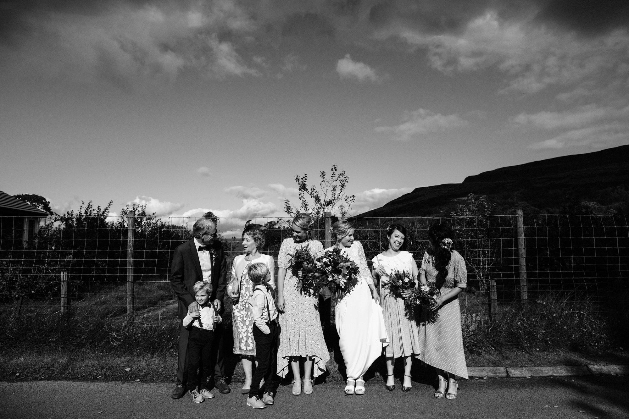 012 TIN SHED KNOCKRAICH WEDDING AUTUMN ZOE ALEXANDRA PHOTOGRAPHY