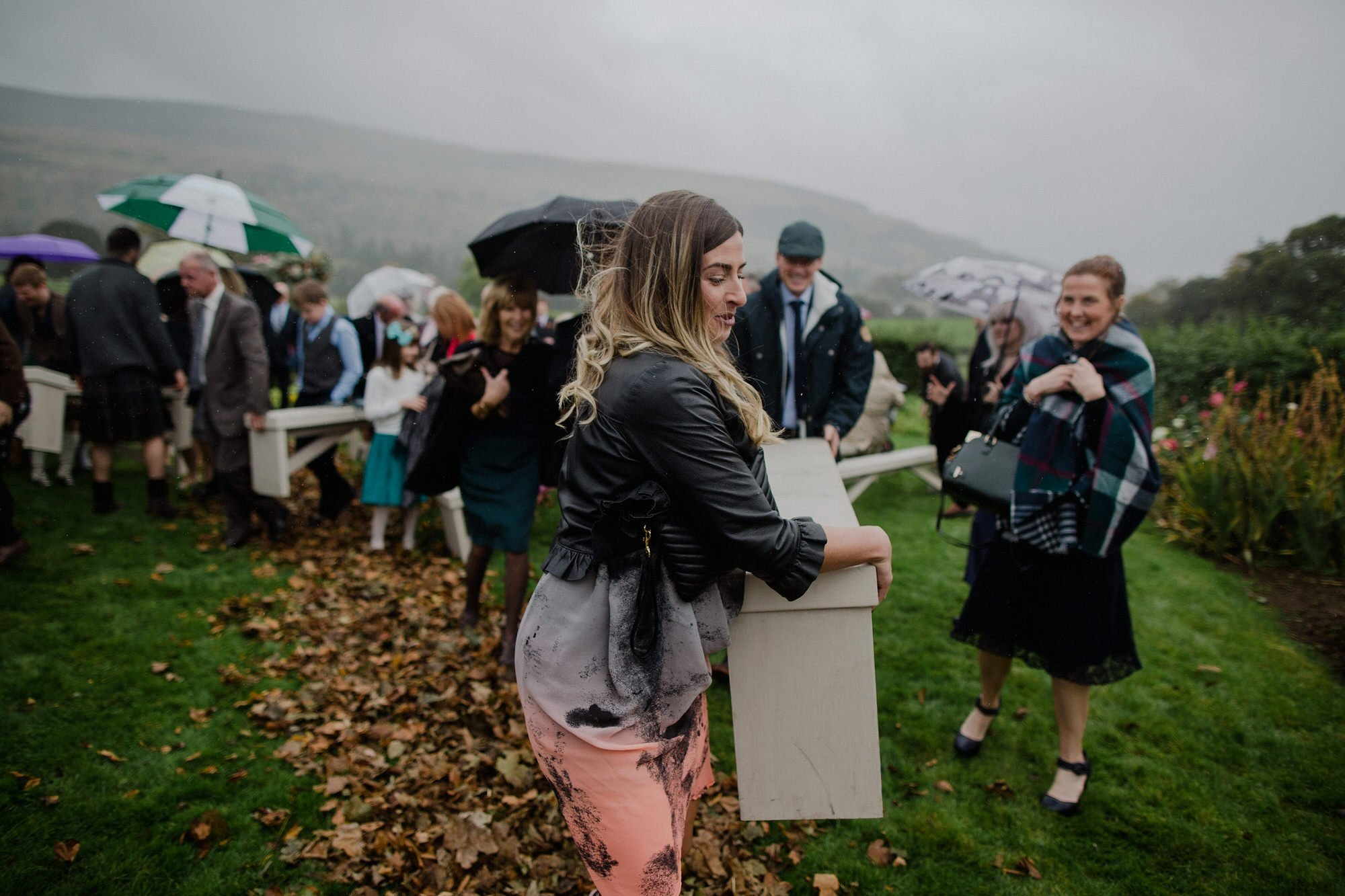 017 TIN SHED KNOCKRAICH FARM WEDDING ALTERNATIVE BRIDE ZOE ALEXANDRA PHOTOGRAPHY
