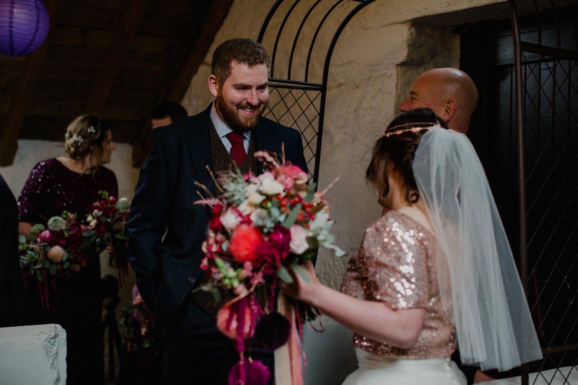 022 TIN SHED KNOCKRAICH FARM WEDDING ALTERNATIVE BRIDE ZOE ALEXANDRA PHOTOGRAPHY