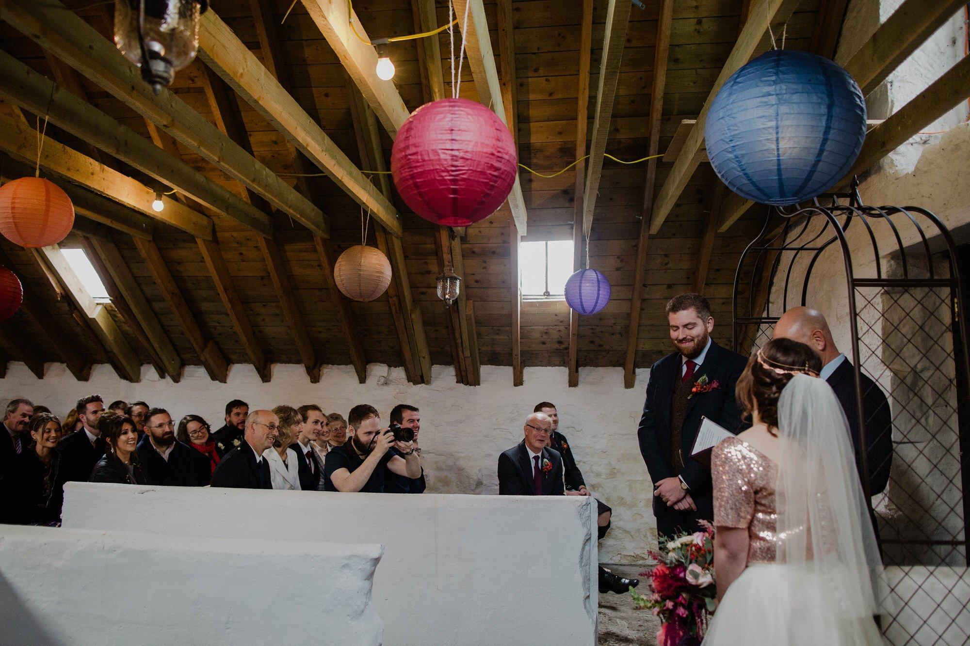 023 TIN SHED KNOCKRAICH FARM WEDDING ALTERNATIVE BRIDE ZOE ALEXANDRA PHOTOGRAPHY