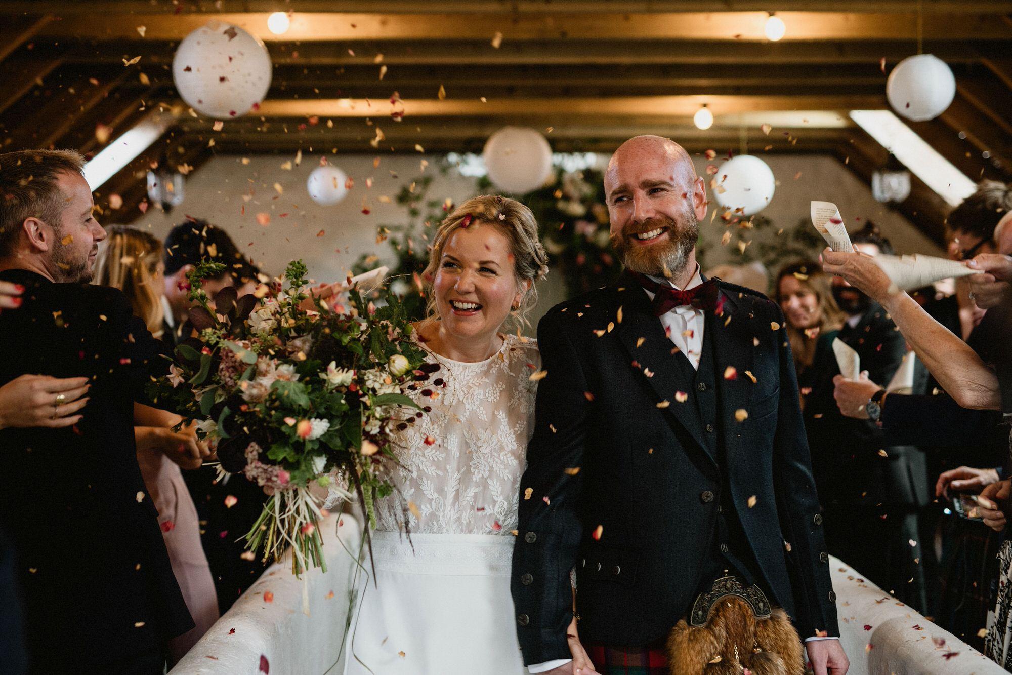 023 TIN SHED KNOCKRAICH WEDDING AUTUMN ZOE ALEXANDRA PHOTOGRAPHY
