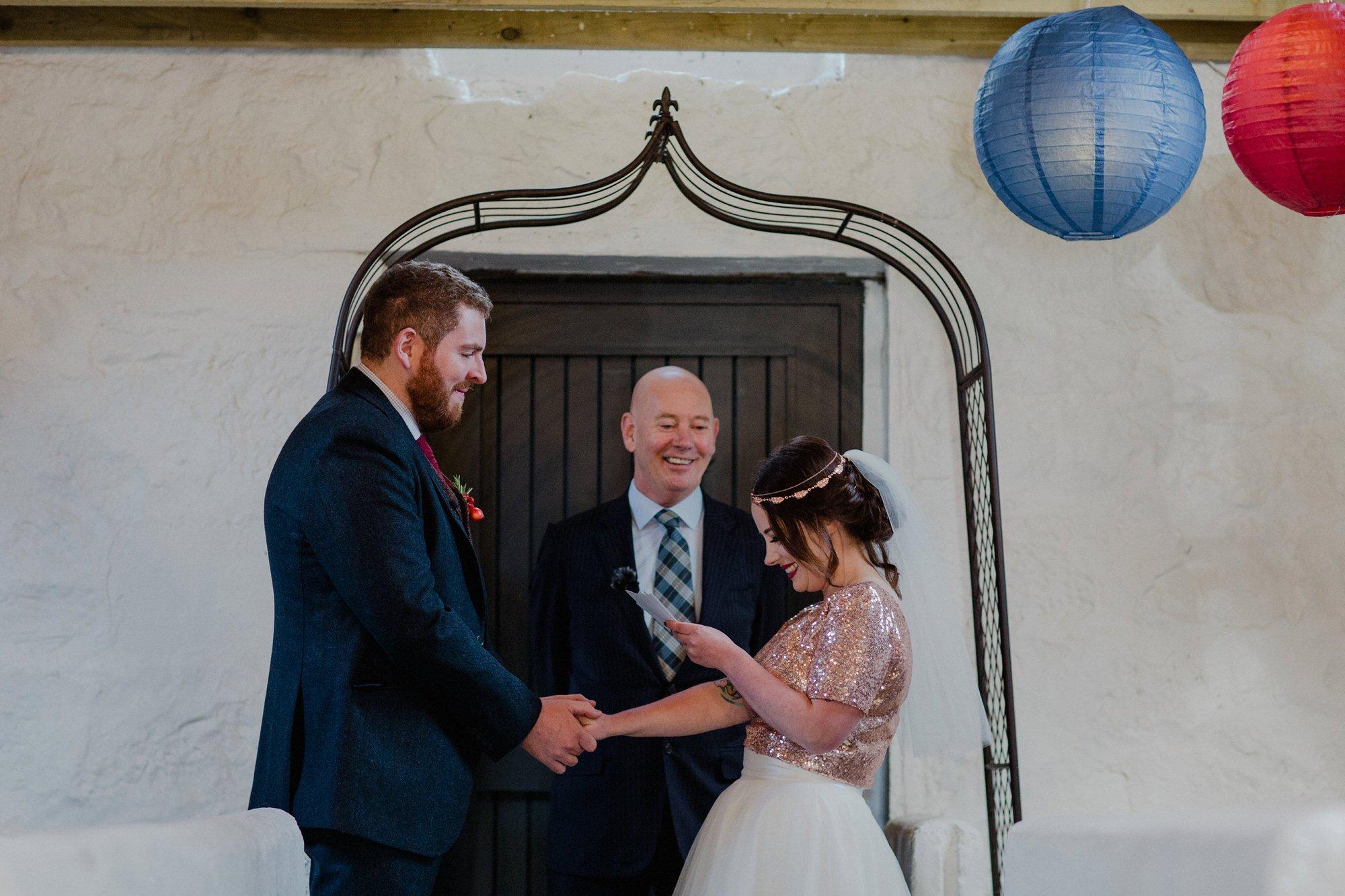 025 TIN SHED KNOCKRAICH FARM WEDDING ALTERNATIVE BRIDE ZOE ALEXANDRA PHOTOGRAPHY