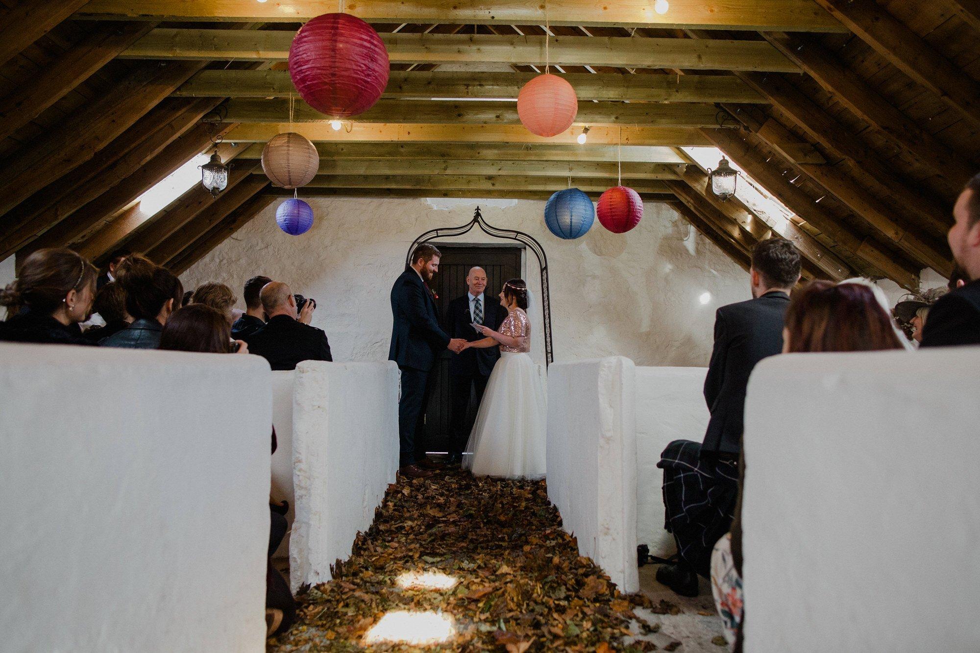 026 TIN SHED KNOCKRAICH FARM WEDDING ALTERNATIVE BRIDE ZOE ALEXANDRA PHOTOGRAPHY