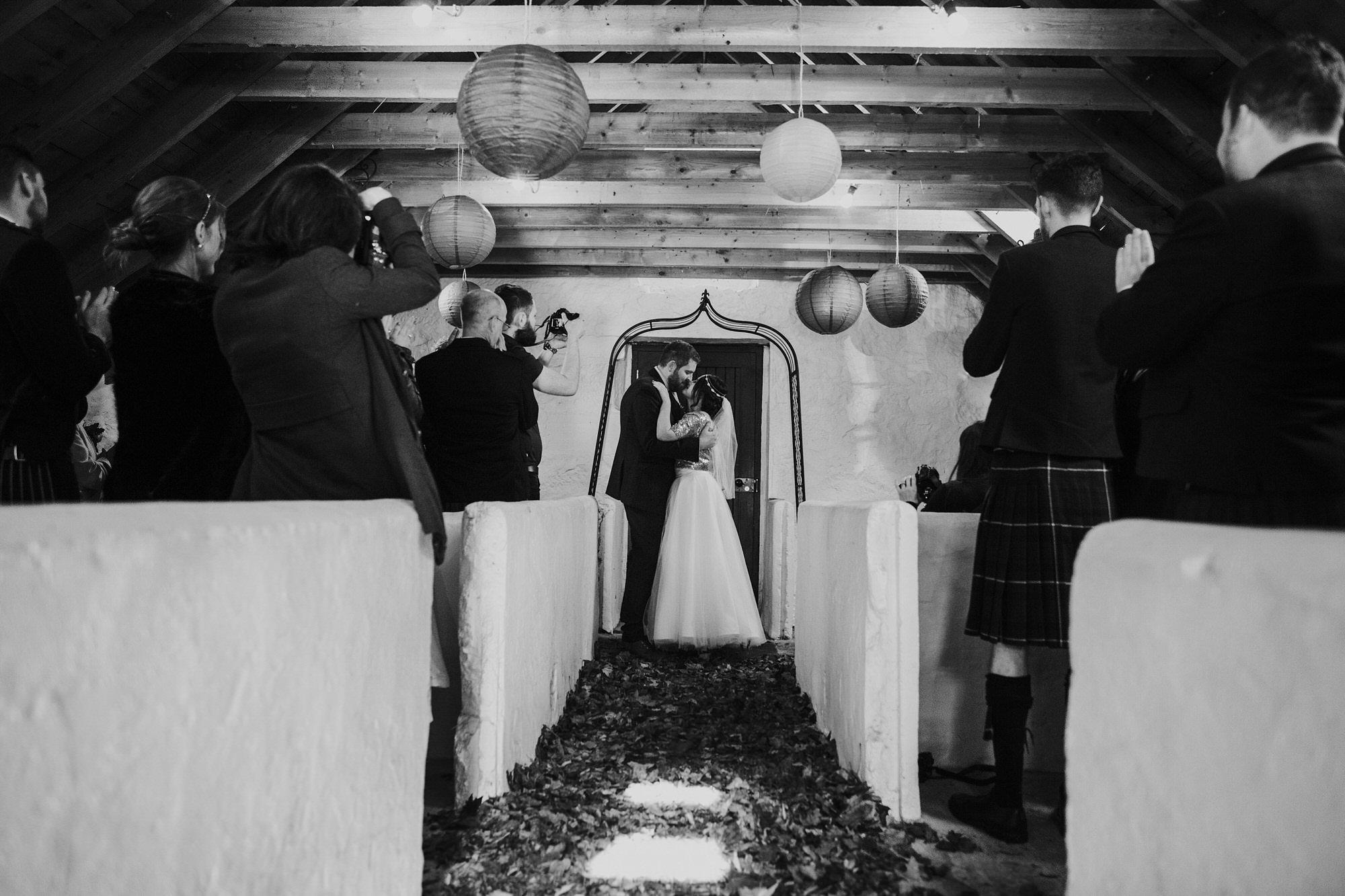 029 TIN SHED KNOCKRAICH FARM WEDDING ALTERNATIVE BRIDE ZOE ALEXANDRA PHOTOGRAPHY