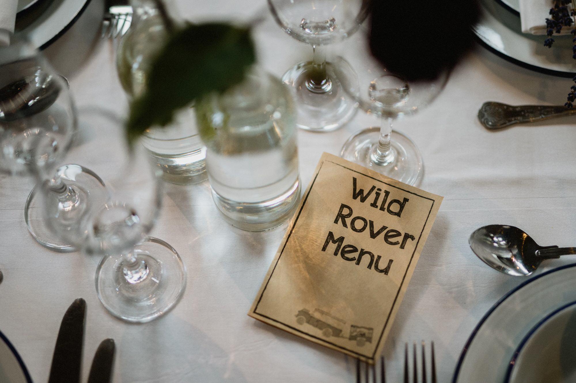 037 WILD ROVER CATERING FOOD TIN SHED KNOCKRAICH WEDDING AUTUMN ZOE ALEXANDRA PHOTOGRAPHY
