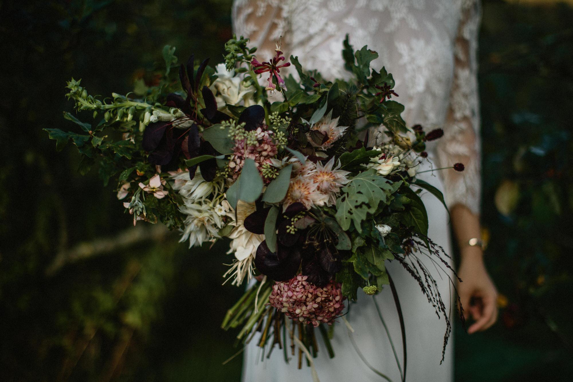 042 TIN SHED KNOCKRAICH WEDDING AUTUMN ZOE ALEXANDRA PHOTOGRAPHY