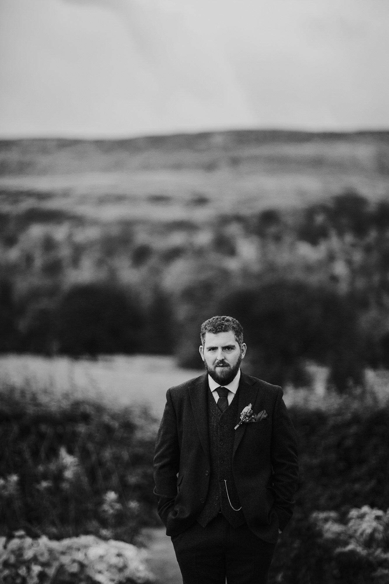 057 TIN SHED KNOCKRAICH FARM WEDDING ALTERNATIVE BRIDE ZOE ALEXANDRA PHOTOGRAPHY