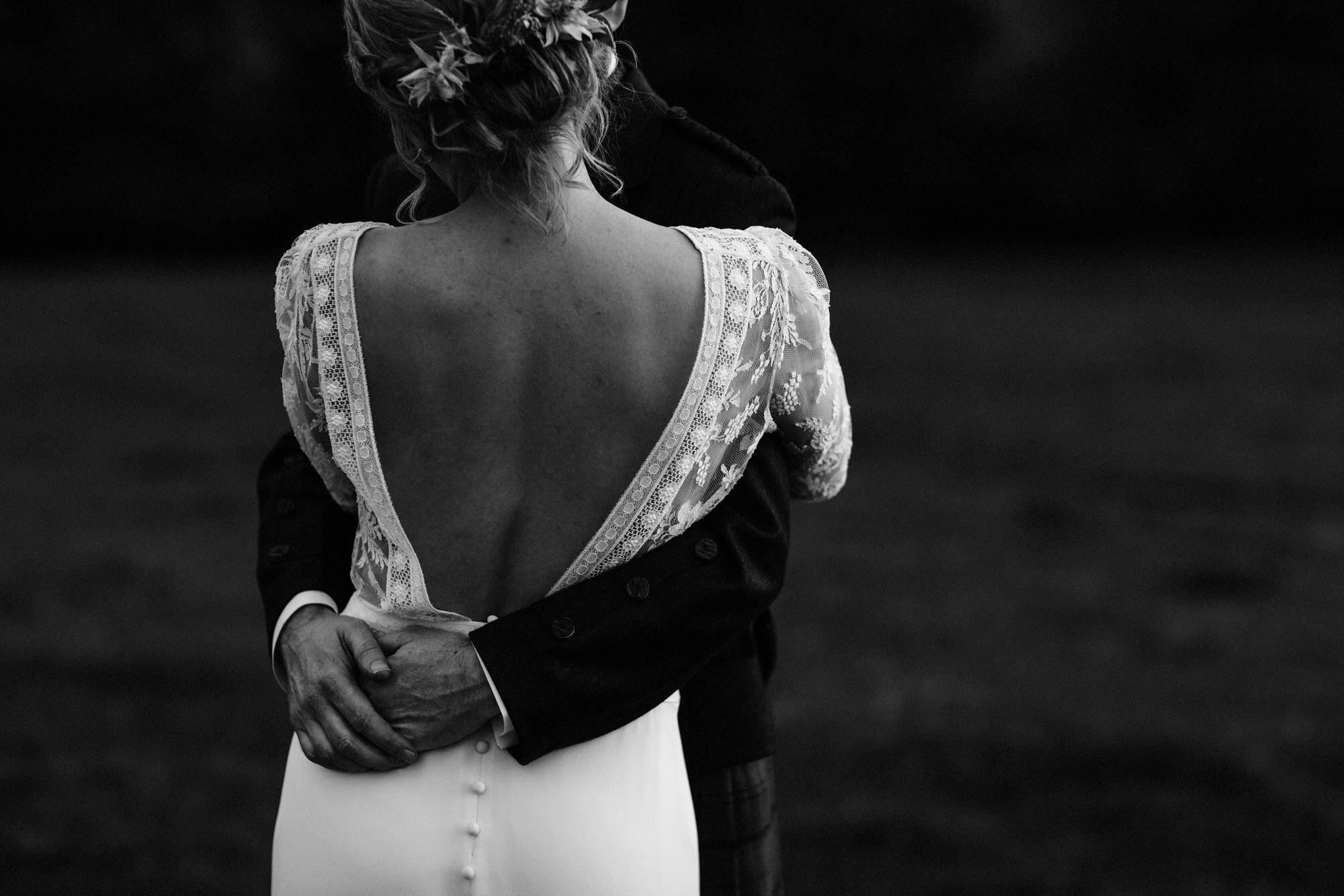 066 TIN SHED KNOCKRAICH WEDDING AUTUMN ZOE ALEXANDRA PHOTOGRAPHY