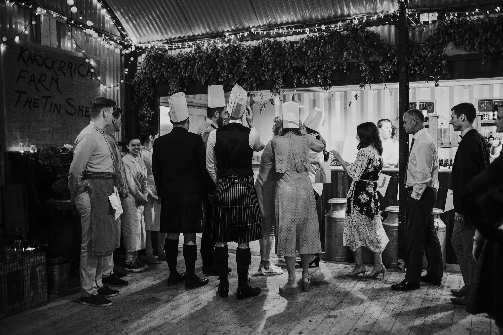 068 TIN SHED KNOCKRAICH FARM WEDDING ALTERNATIVE BRIDE ZOE ALEXANDRA PHOTOGRAPHY