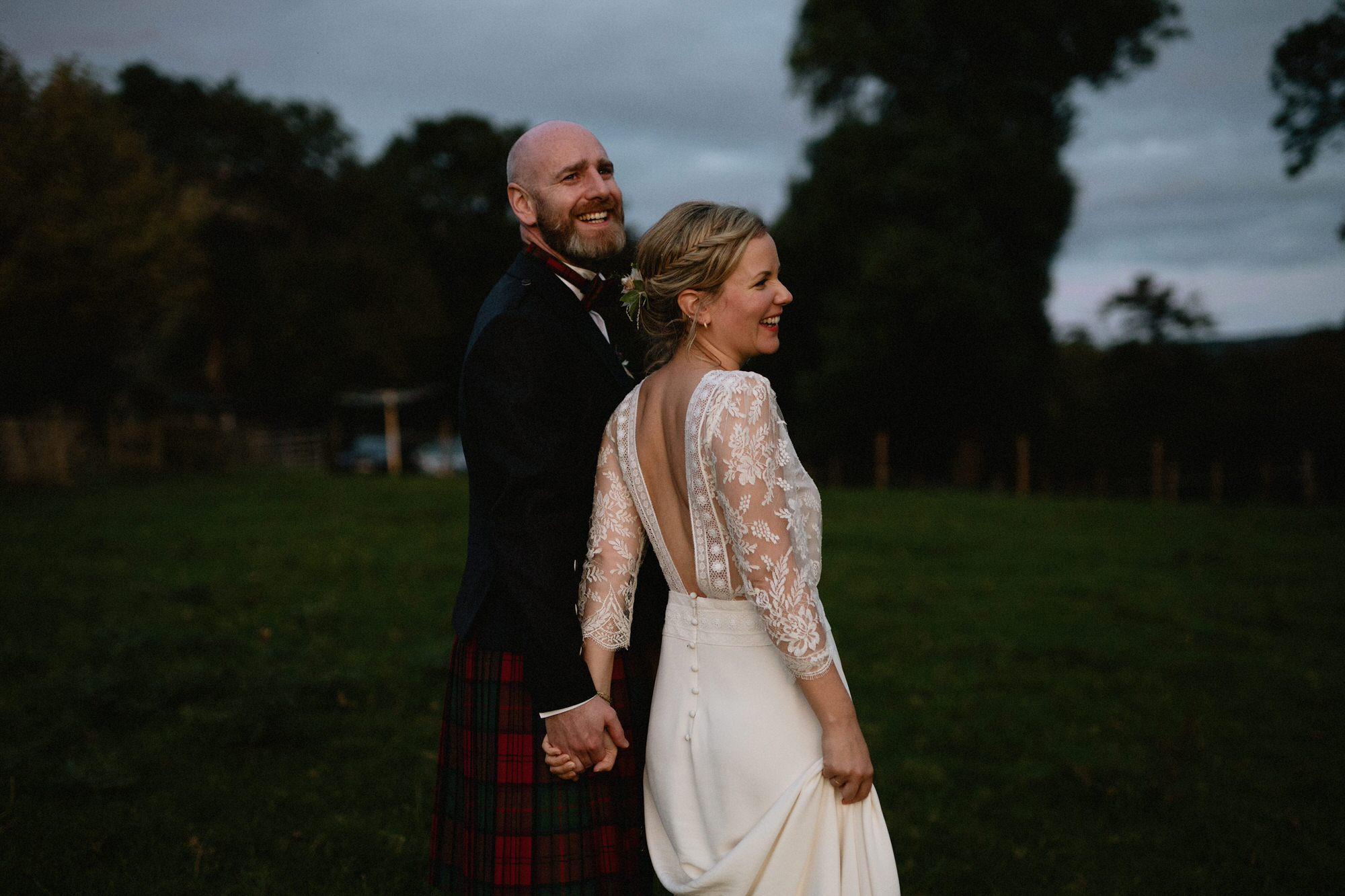 072 TIN SHED KNOCKRAICH WEDDING AUTUMN ZOE ALEXANDRA PHOTOGRAPHY