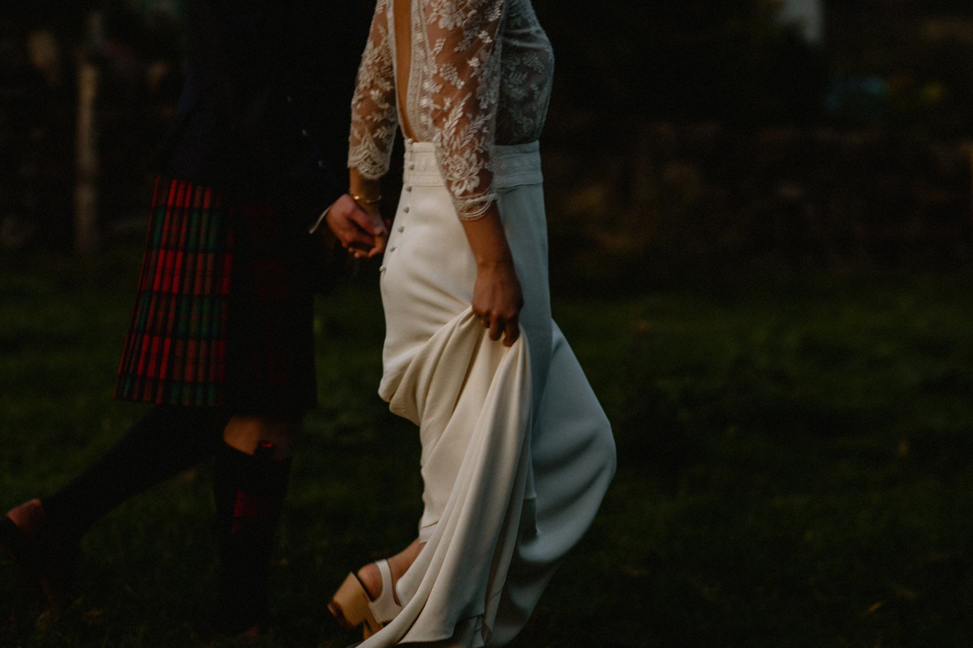 073 TIN SHED KNOCKRAICH WEDDING AUTUMN ZOE ALEXANDRA PHOTOGRAPHY