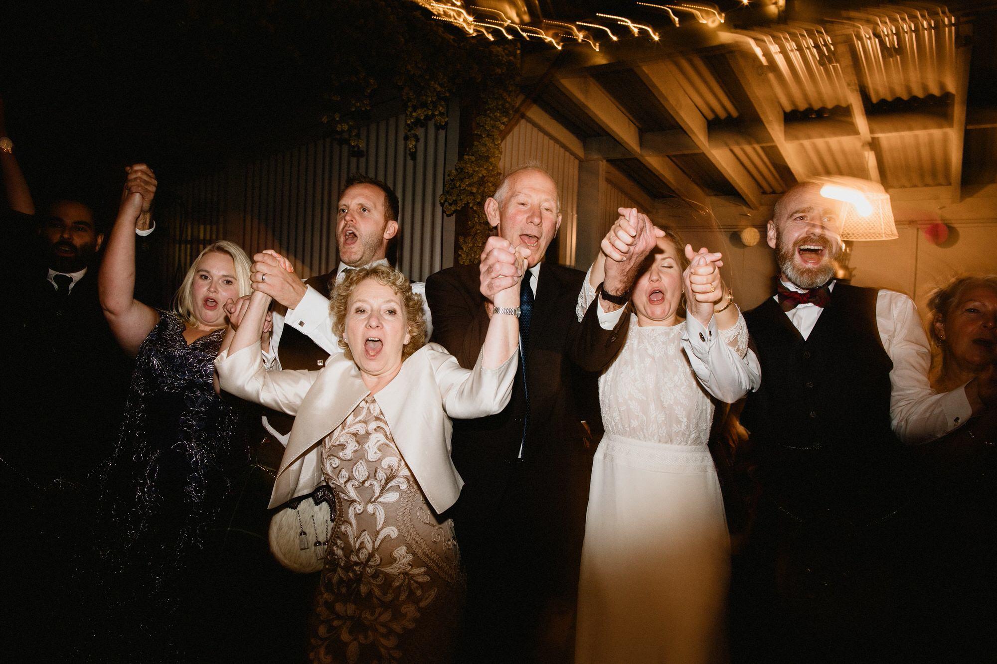 079 TIN SHED KNOCKRAICH WEDDING AUTUMN ZOE ALEXANDRA PHOTOGRAPHY