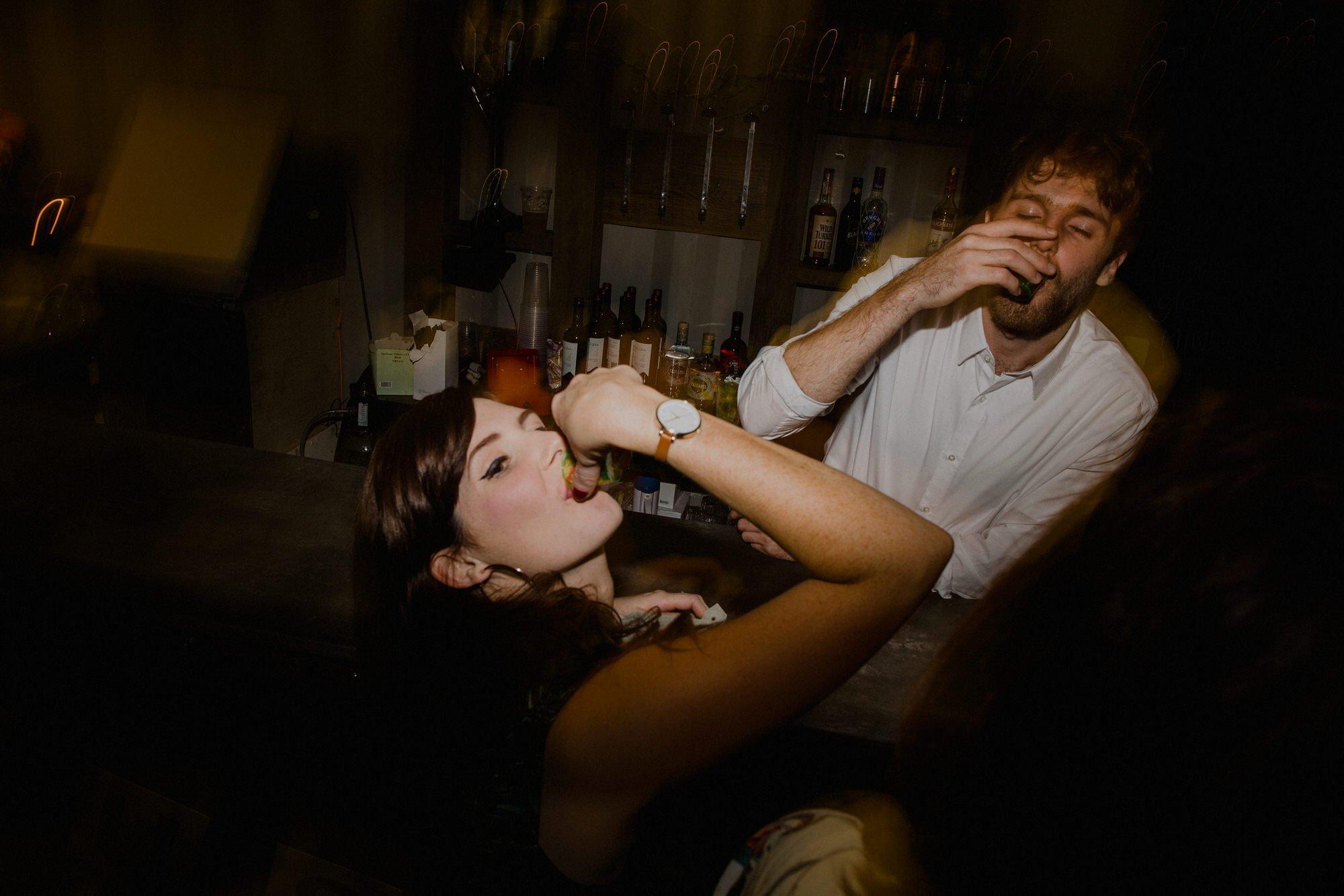 081 TIN SHED KNOCKRAICH FARM WEDDING ALTERNATIVE BRIDE ZOE ALEXANDRA PHOTOGRAPHY