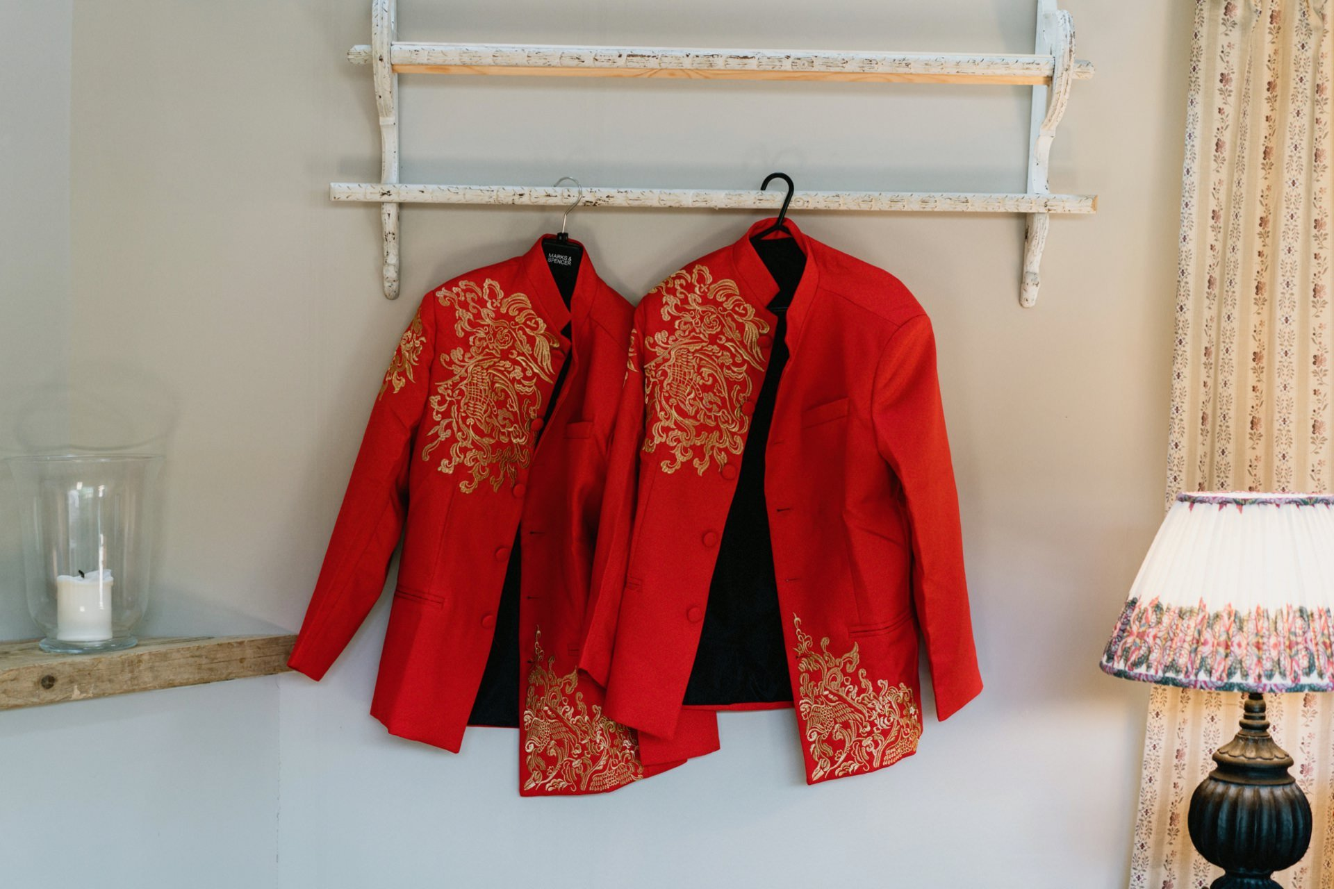 chinese Wedding Jackets
