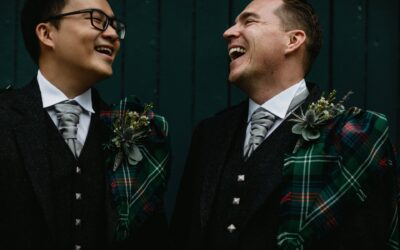 Byre at Inchyra Wedding and Chinese Tea Ceremony | Lewis and Eli