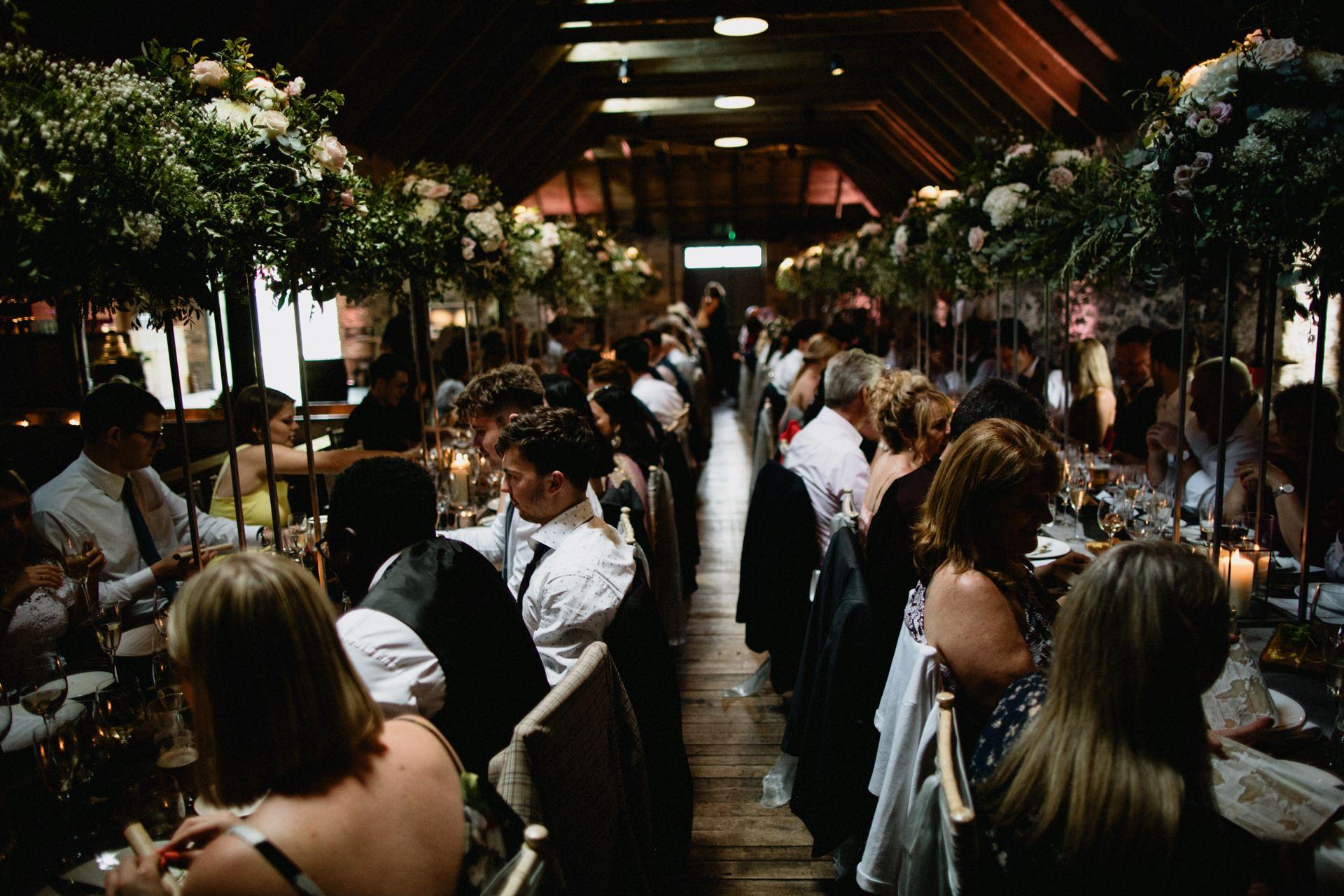 inchyra meal byre Wedding