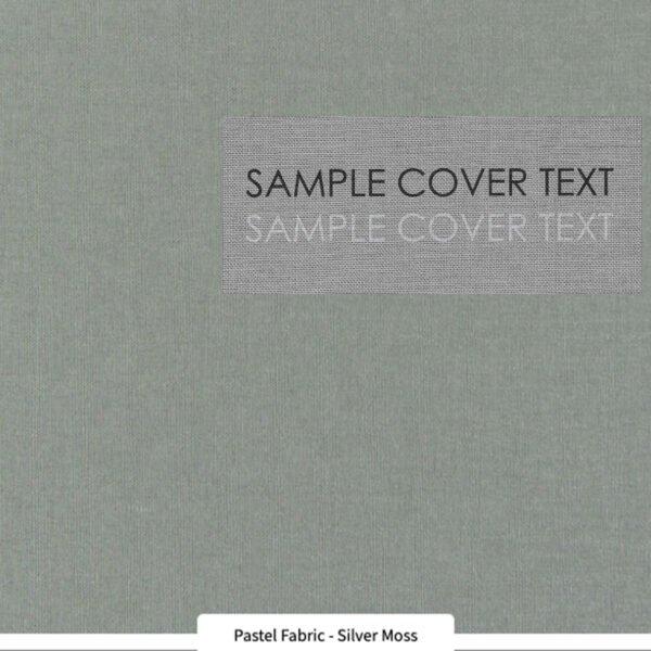portfolio cover choice silver moss
